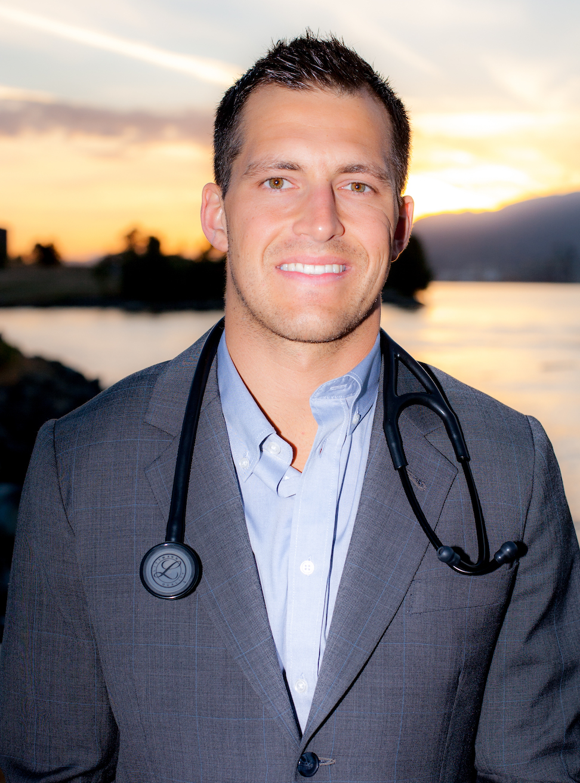 Dr. Patrick Bartoshyk licensed Naturopathic Doctor
